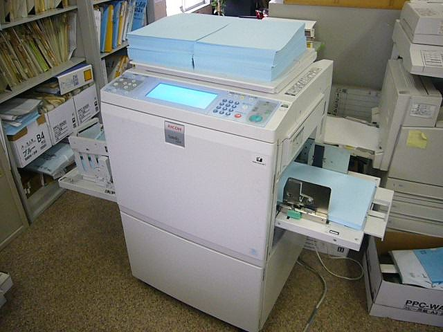 不動産情報チラシの印刷機導入。長岡市の和興不動産の自社制作折り込み広告