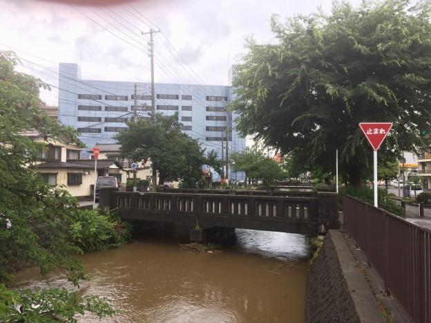 長岡市 柿川 増水 不動産 和興不動産