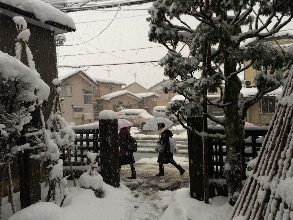 長岡市も大雪。和興不動産も全員除雪体制000