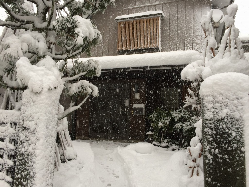 長岡市も大雪。和興不動産も全員除雪体制005