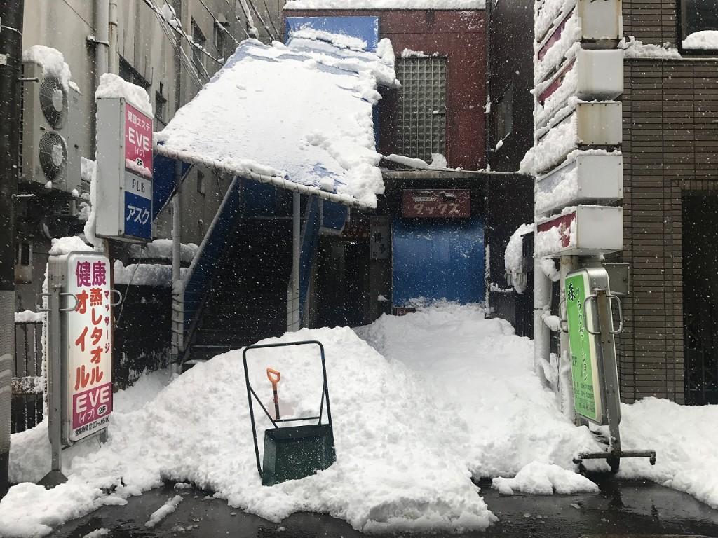 愛しのアイリーン長岡ロケ