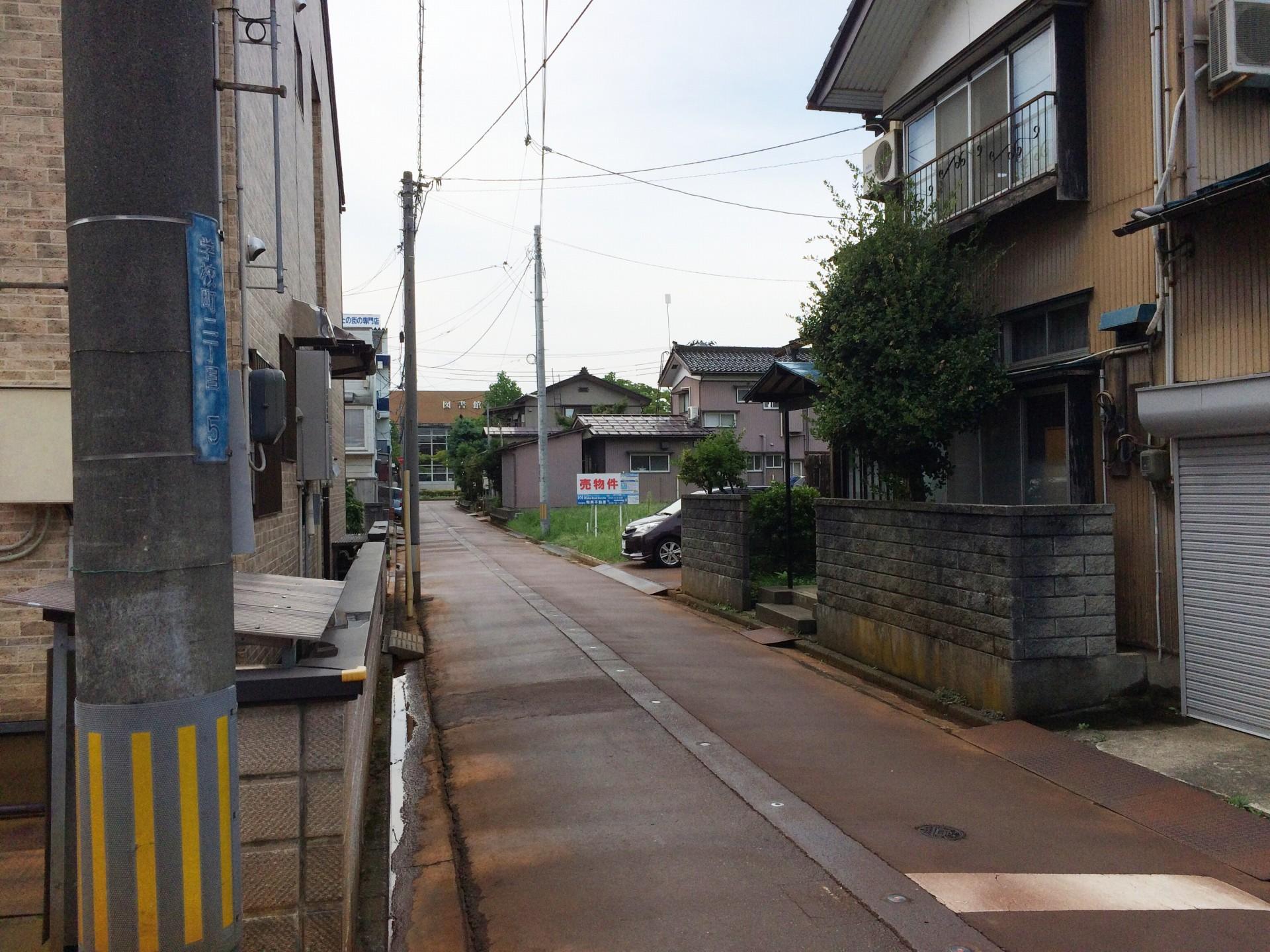 長岡不動産分譲地18