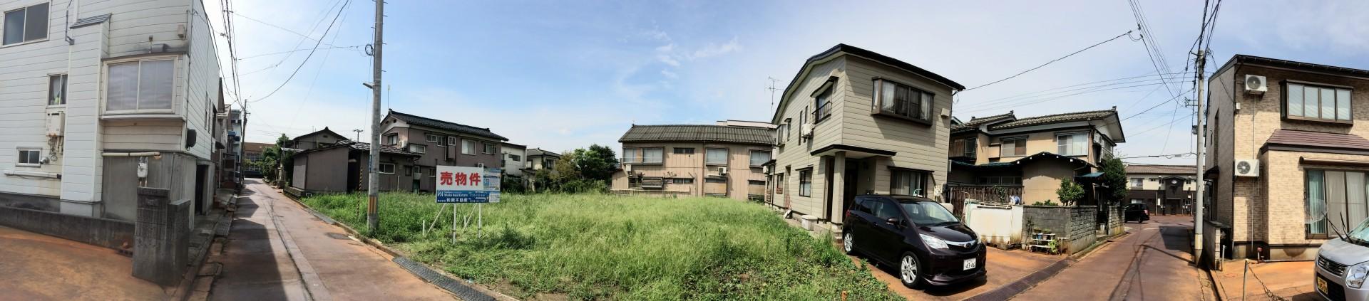 長岡不動産分譲地33